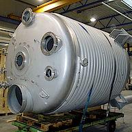 10m³ Reaktor / 10m³ reaktor