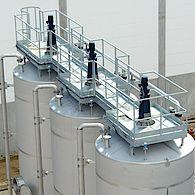 Hygienisierer zur Biogasherstellung / Hygienizator for biogas production